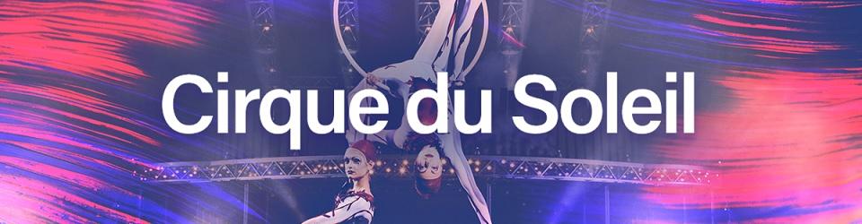 imagen boletos Cirque du Soleil - Alegria