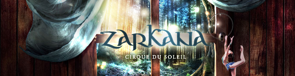 imagen boletos Cirque du Soleil - Zarkana