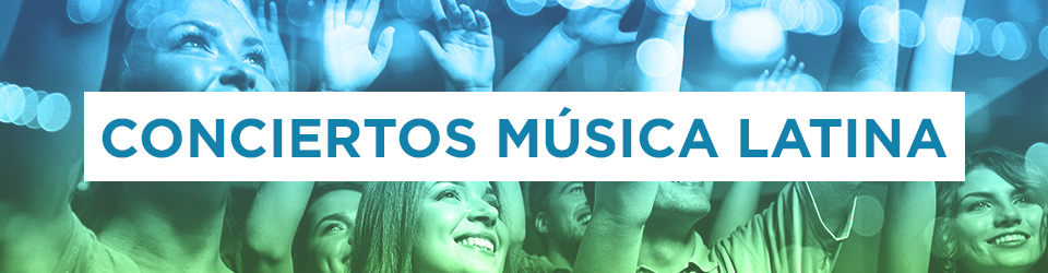 imagen boletos conciertos musica latina