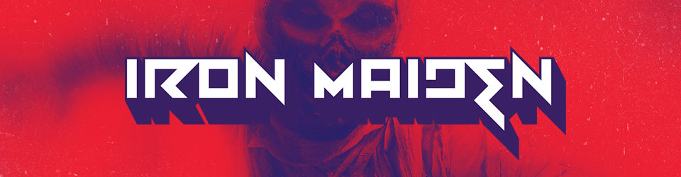 imagen boletos Iron Maiden