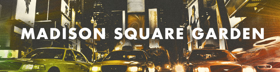 Ingressos Madison Square Garden