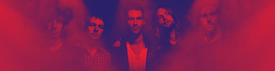 imagen boletos Maroon 5