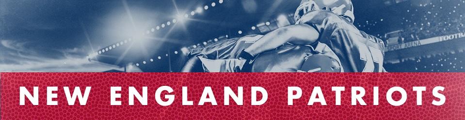 imagen boletos New England Patriots