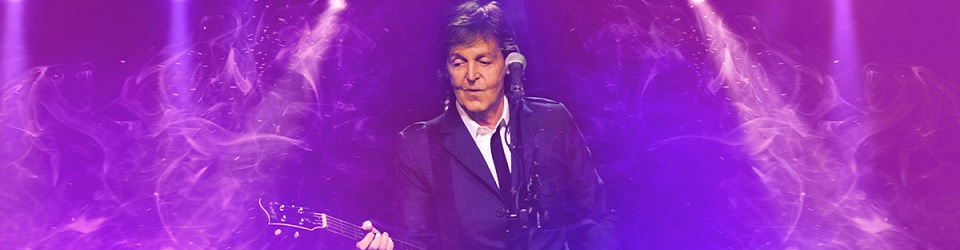 imagen boletos Paul McCartney