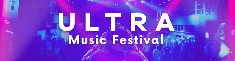 imagen boletos Ultra Music Festival
