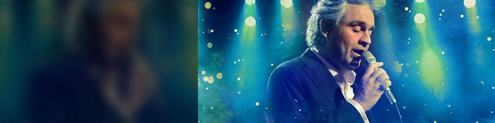 imagen boletos Andrea Bocelli