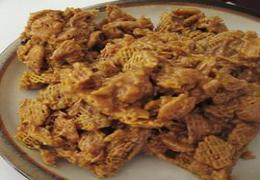 Cereal And Corn Syrup And Peanut Butter And Sugar Recipes