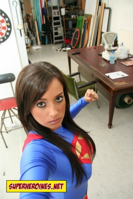 Superwoman in Punished