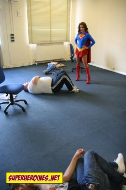 Superwoman - Physical Therapy