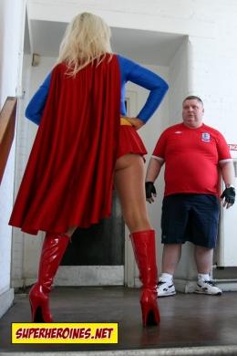 Superwoman - Vigilante