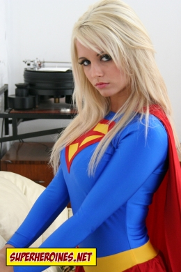 Supergirl Gemma Hiles
