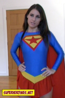 Jess West as Supergirl