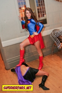 Supergirl victorious