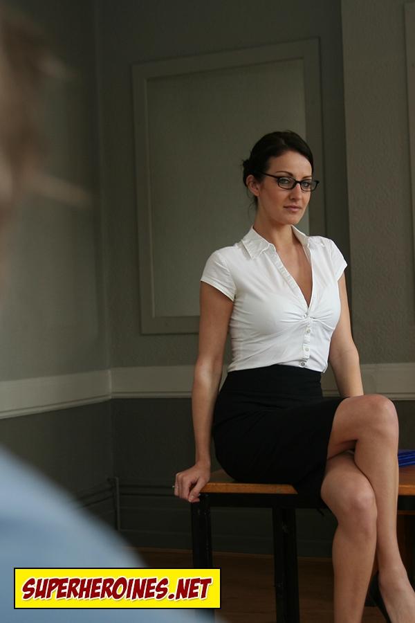 Superwoman - Teacher