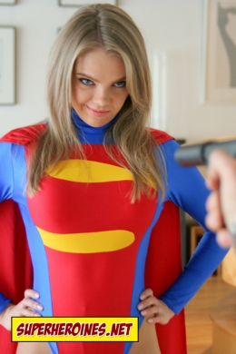 Superheroine Sonic Girl