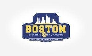 Boston Crating & Packaging | Logo Design | Graphic Design