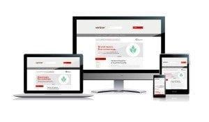 Verizon Web Store | Responsive Website Design