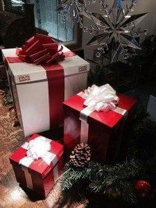 Verizon Christmas Packaging