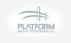 Platform Media Partners | Logo Design | Medford, MA | Bosto, MA