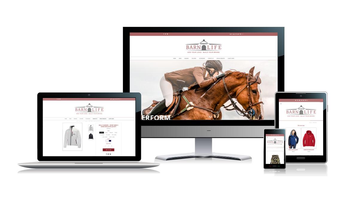 Barnlife | Wed Design, Web Development | Boston, MA | Medford, MA
