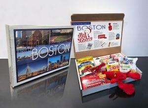 Taste of Boston | Print and Packaging Design | Boston, MA | Medford, MA
