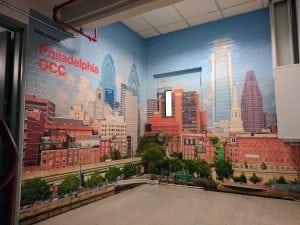 Verizon Philadelphia Wall Mural | Large Format Print