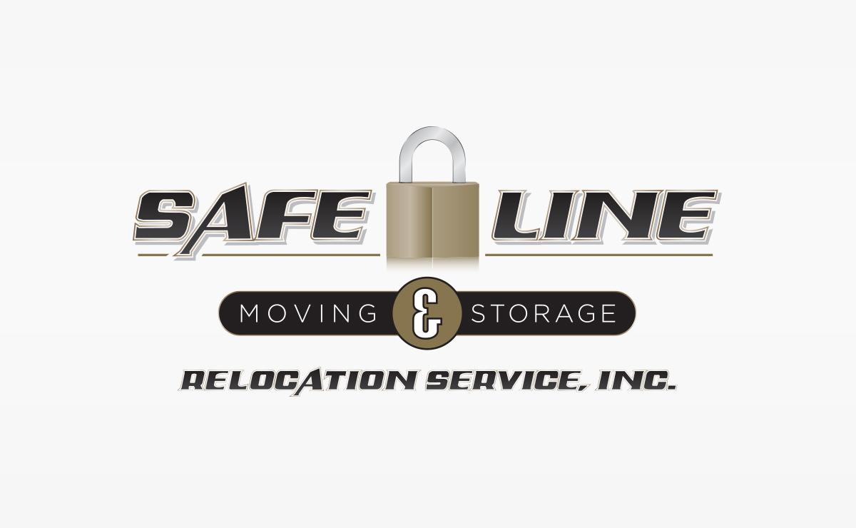 Safeline Relocation Logo | Logo Design, Graphic Design | Medford | Boston, MA