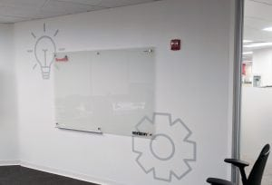 Custom White Board | Verizon | Digital Printing | Boston, Medford