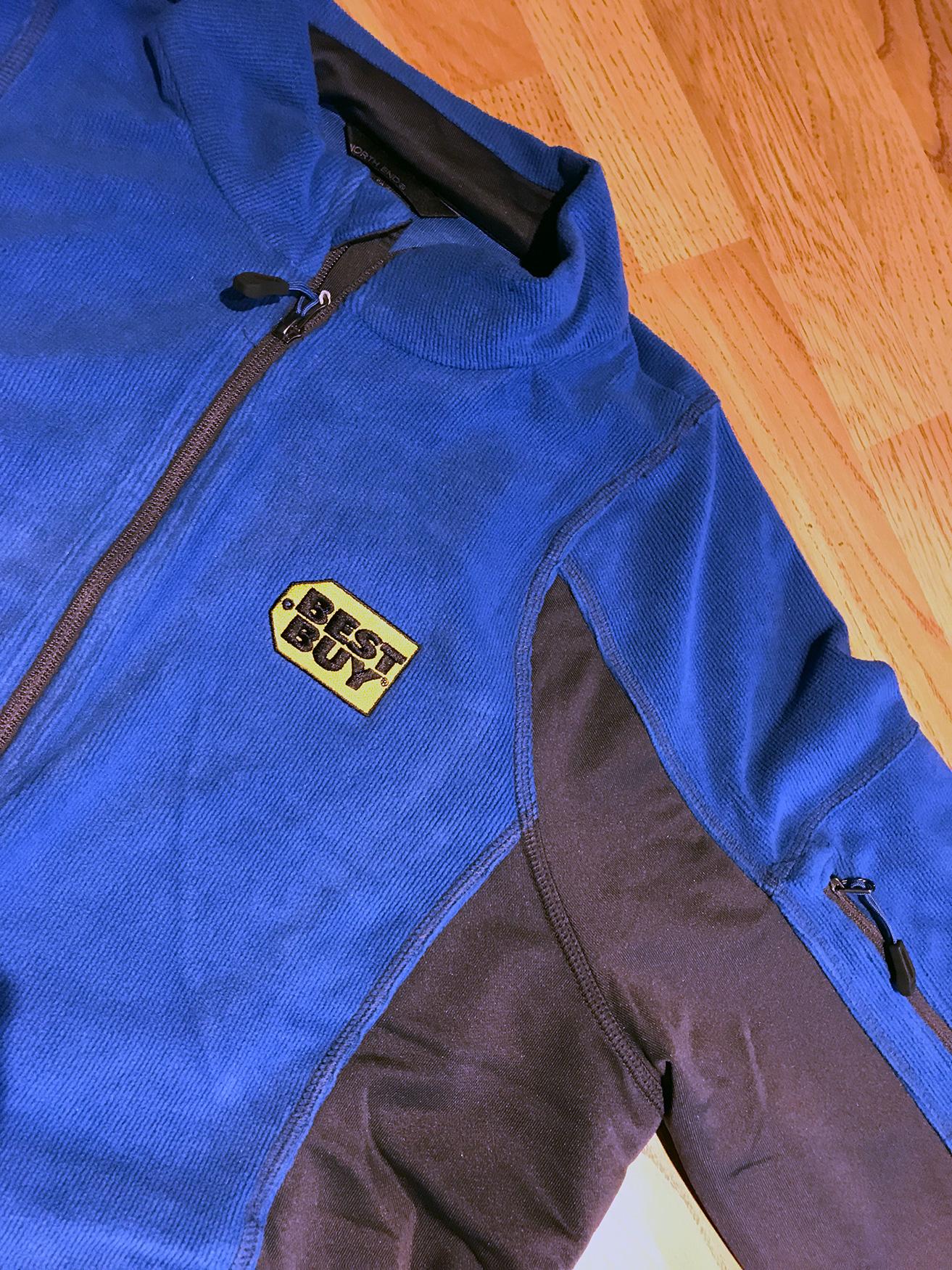 Best Buy Blue Pullover