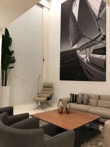 Residential Artwork on Direct Print Fabric