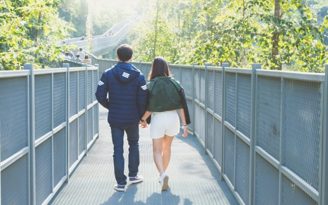 Como desenvolvo um relacionamento saudável?