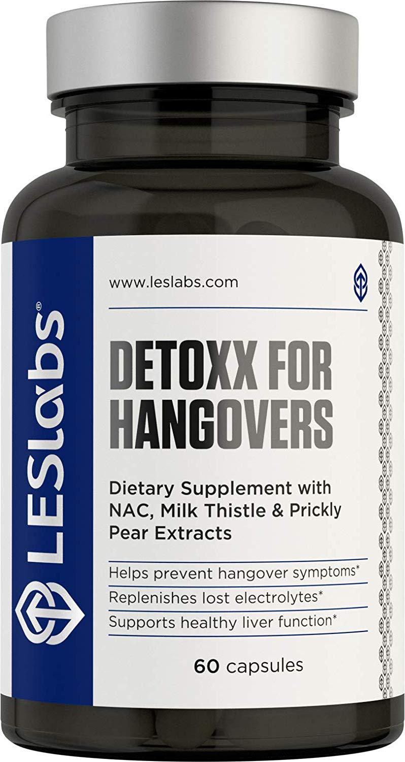 Best Supplements for Hangover - Treatments for Hangover