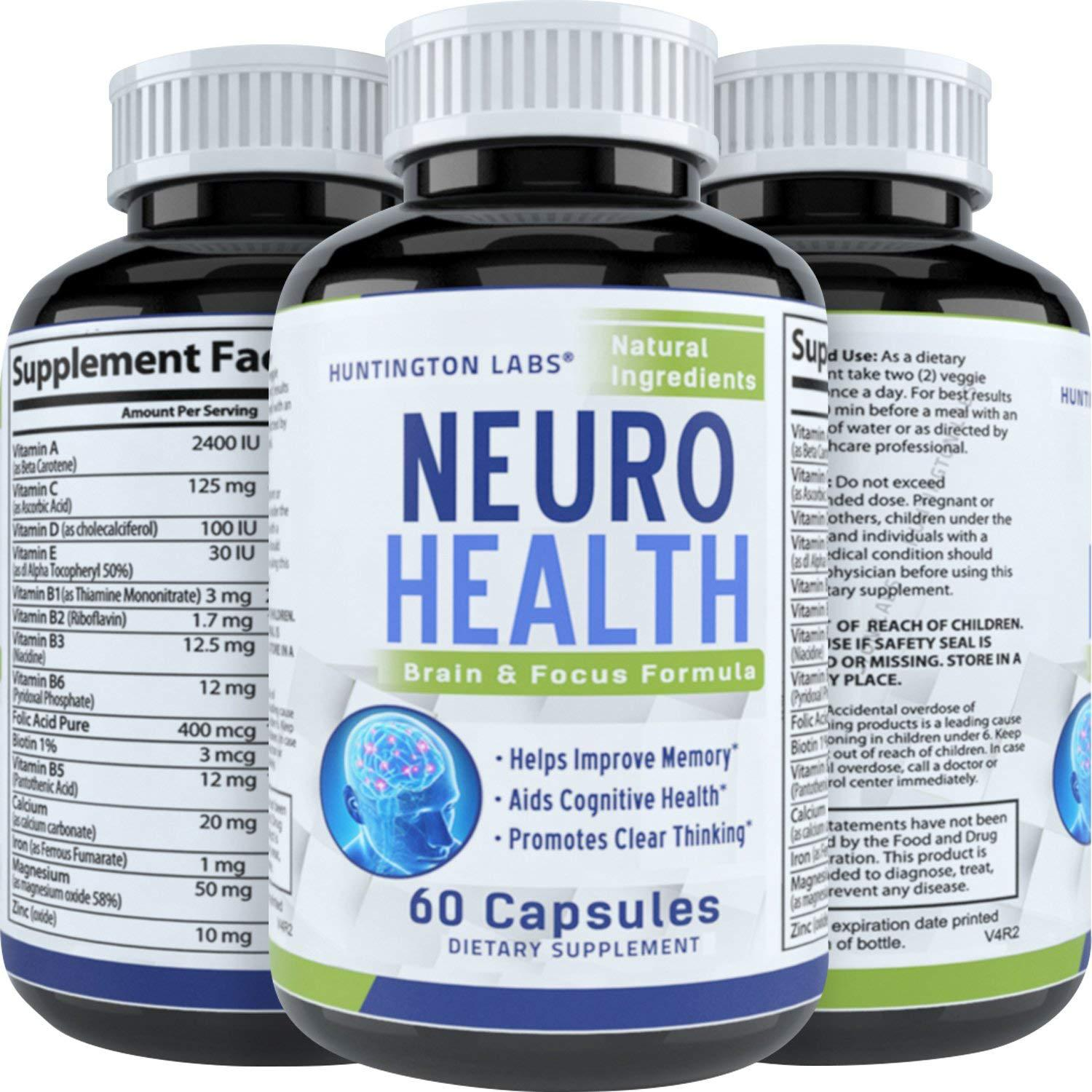 Best Supplements for Memory - Treatments for Memory