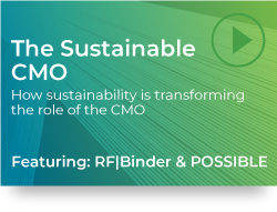 The Sustainable CMO: How sustainability is changing the role of the CMO