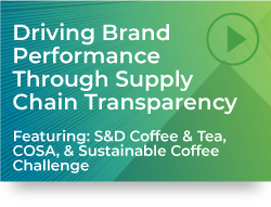 Driving Brand Performance through Supply Chain Transparency