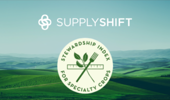 Stewardship Index for Specialty Crops Partners with SupplyShift to Build New Stewardship Calculator