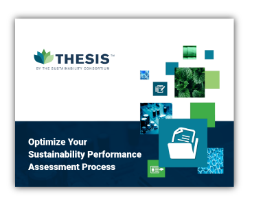 Free Guide: Optimize Your Sustainability Performance Assessment Process