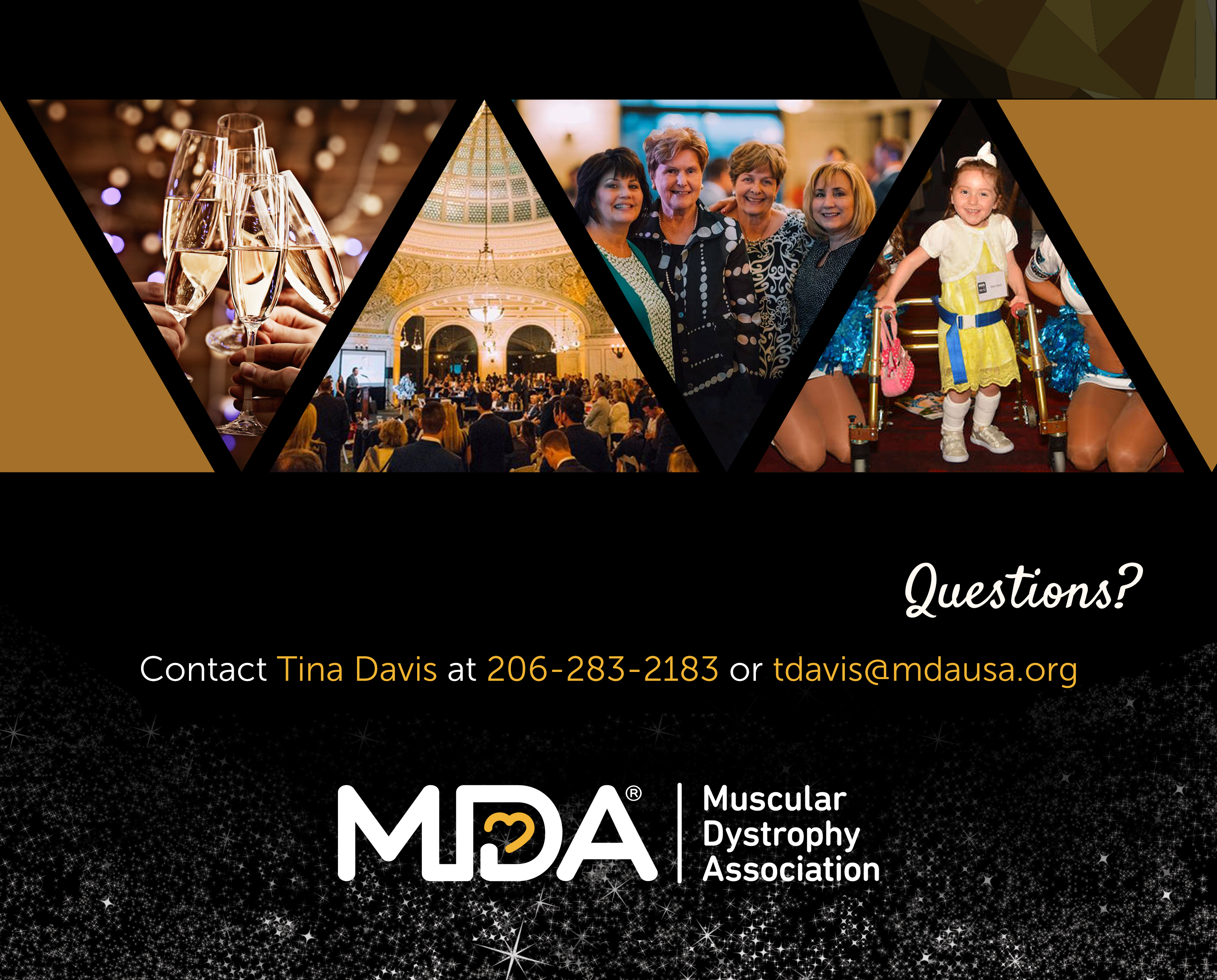 MDA - Seattle District Office - Night of Hope Gala