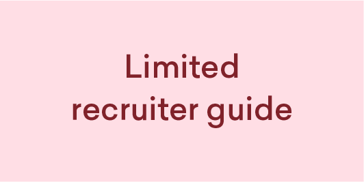 limited recuriter Guide