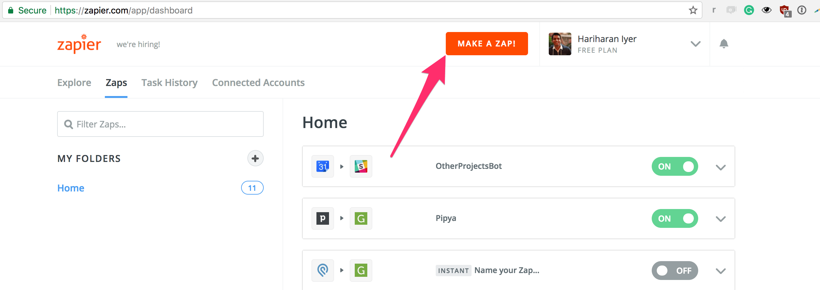 make a zap in zapier.png