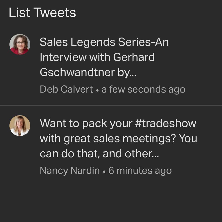 List_Tweets_Widget