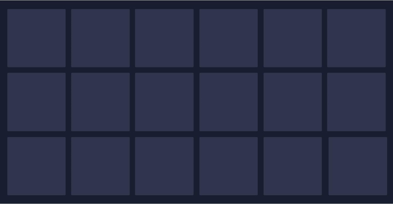 uniform dashboard layout