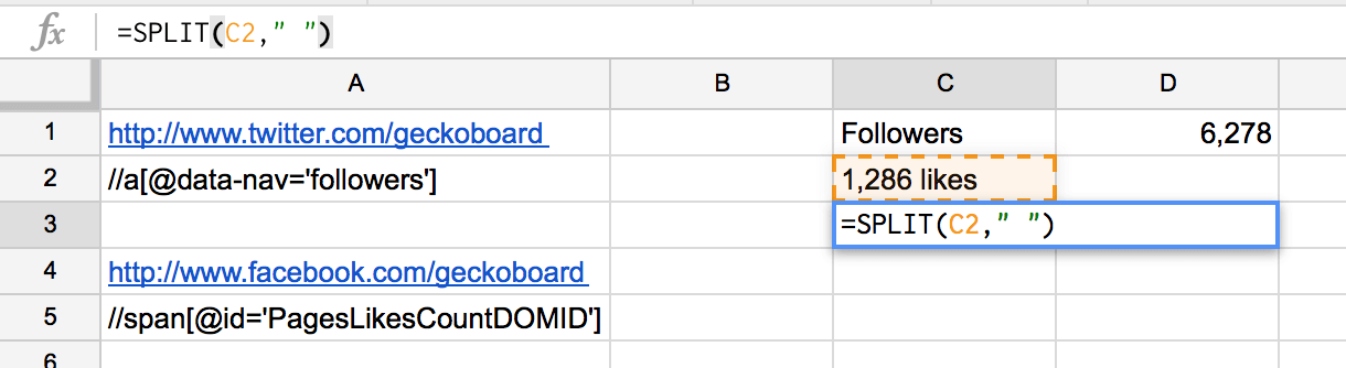 Google_Sheets_Split_function