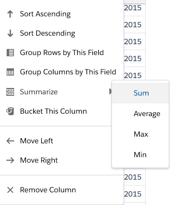 Salesforce Lightning summarize sum