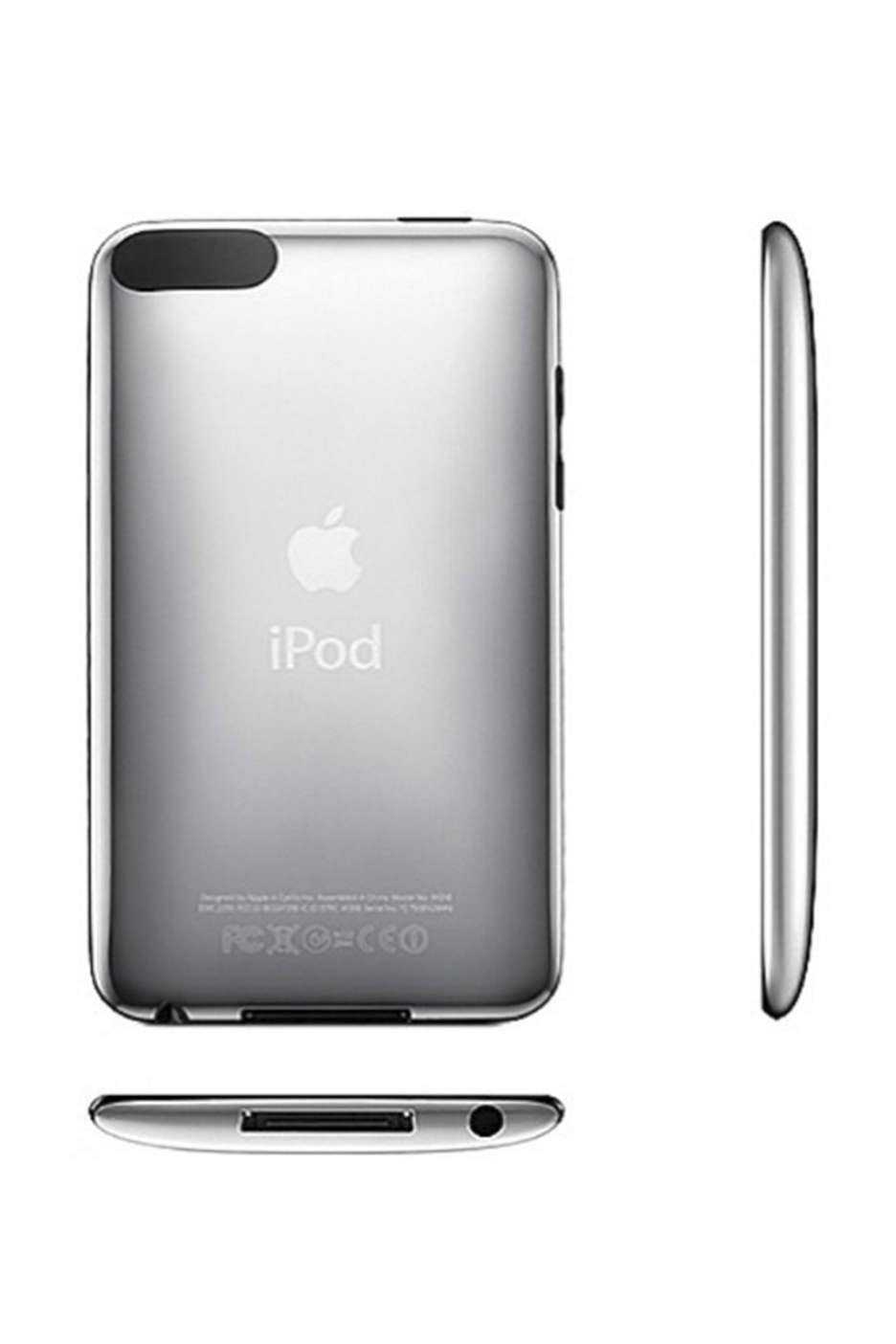Apple iPod Touch MC008LL A 32GB 3rd Generation Black ...