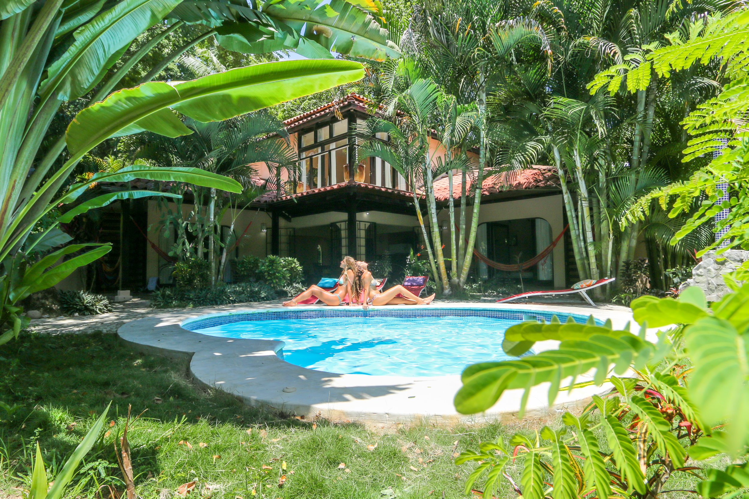 Costa Rica Surf House