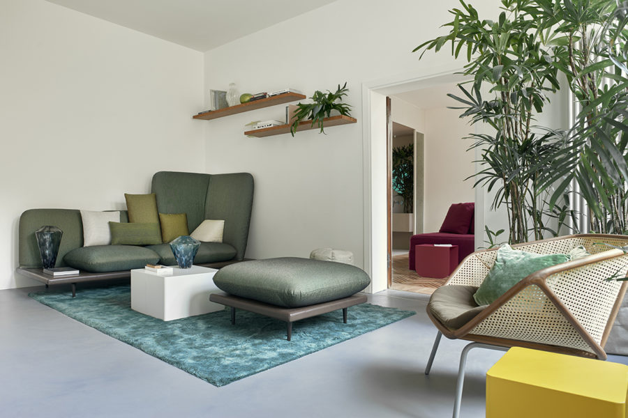 Inside Casa Flora