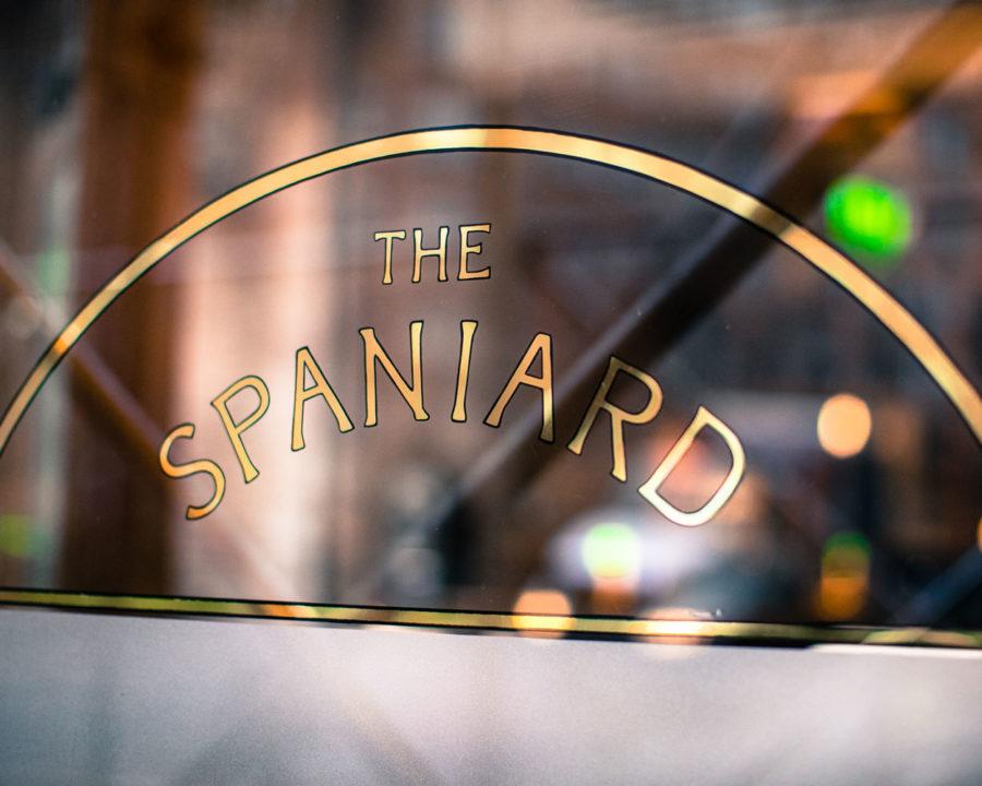 Inside The Spaniard