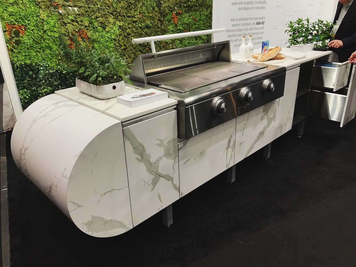 Brown Jordan Outdoor Kitchens Best Of Icff 2017 Surface