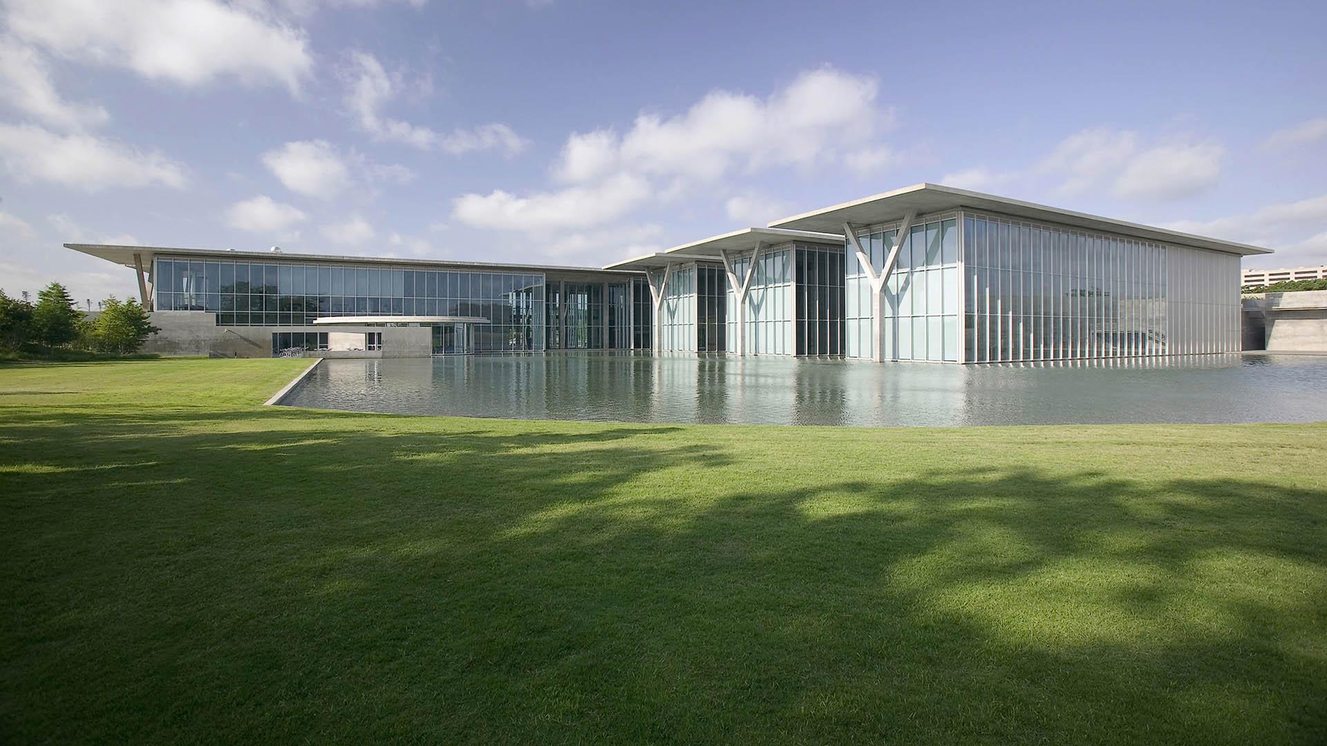 Fort Worth Museum Of Modern Art Swa Group